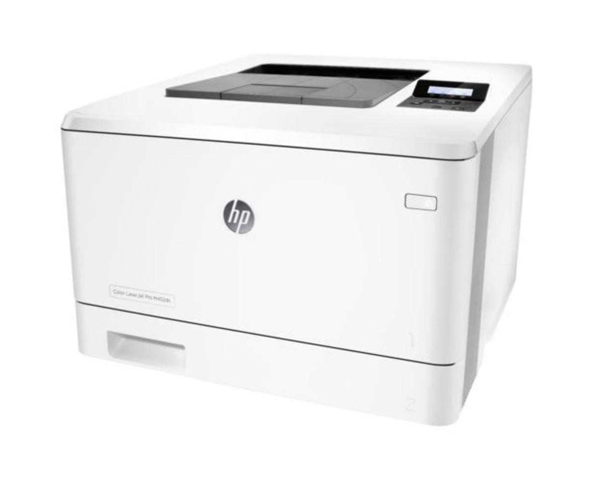 HP LaserJet Pro M452dn Colour Printer