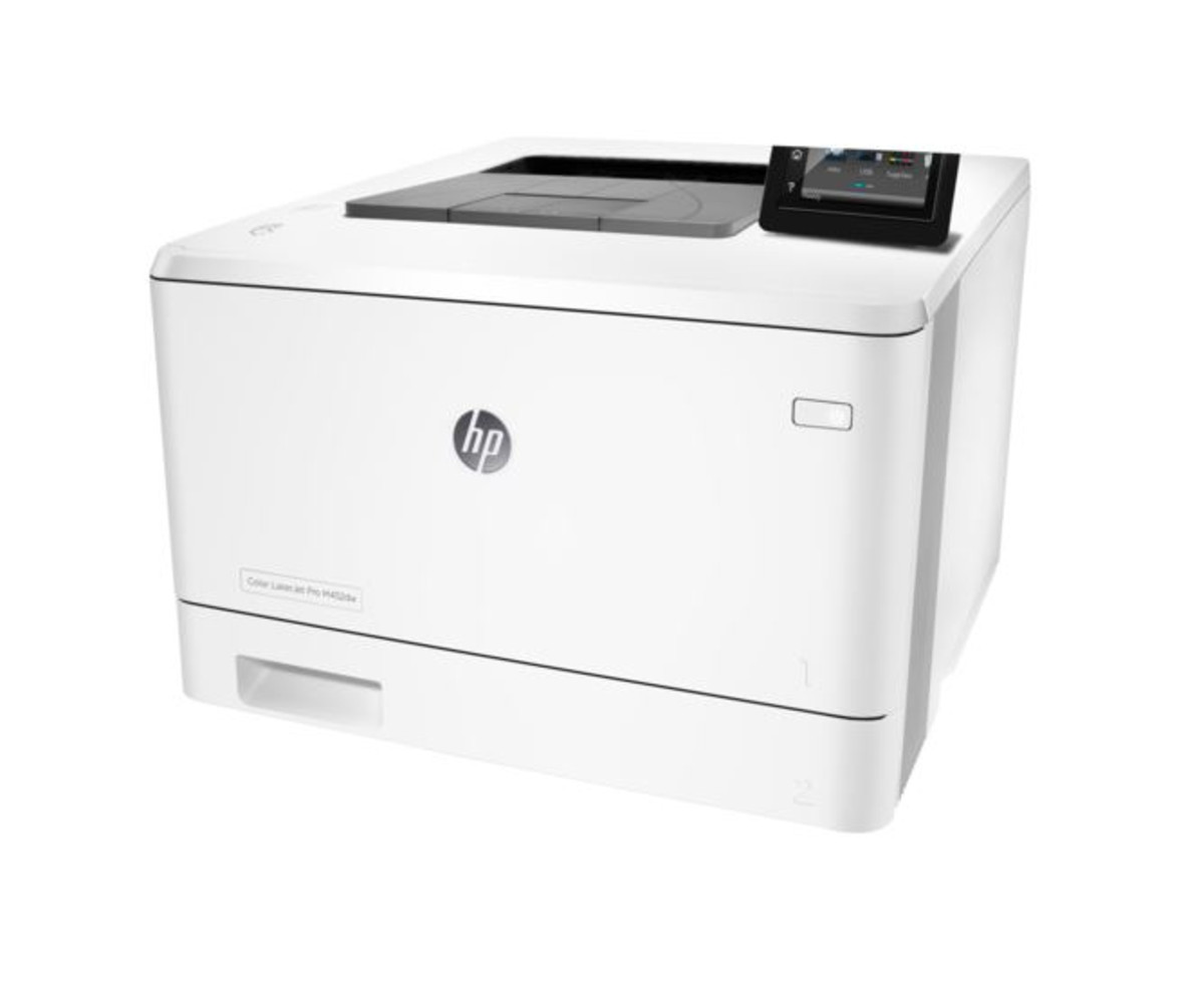 HP LaserJet Pro M452dw Colour Printer