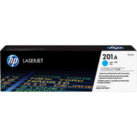 HP 201A (CF401A) Cyan Toner Cartridge
