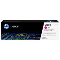 HP 201X (CF403X) Magenta Toner Cartridge - High Yield