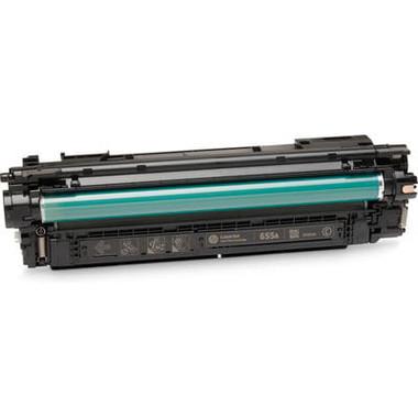 HP 655A Cyan Toner Cartridge (Original)