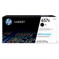 HP 657X (CF470X) Black Toner Cartridge