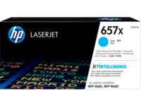 HP 657X (CF471X) Cyan Toner Cartridge