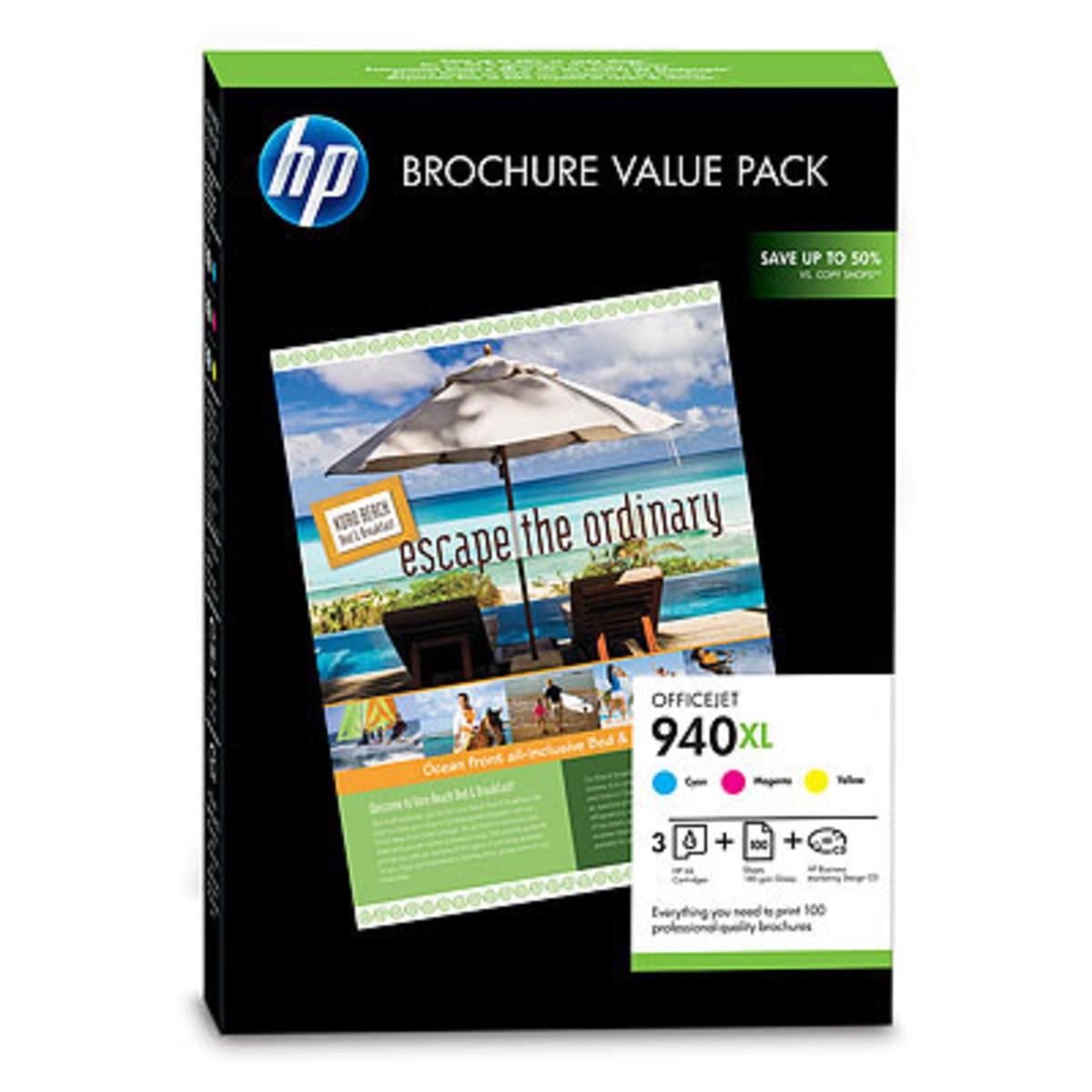 HP 940XL (CG898AA) Officejet Value Pack