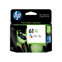 HP 61XL (CH564WA) Colour Ink Cartridge - High Yield