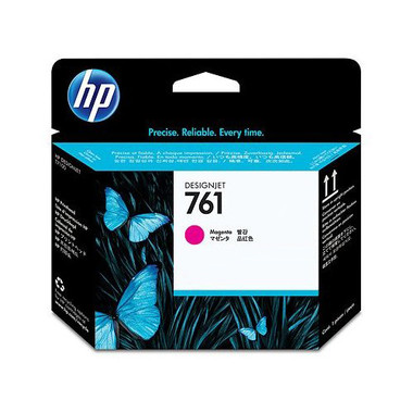 HP 761 Magenta Ink Cartridge (Original)