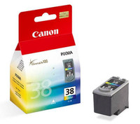 Canon CL-38 FINE Colour Ink Cartridge