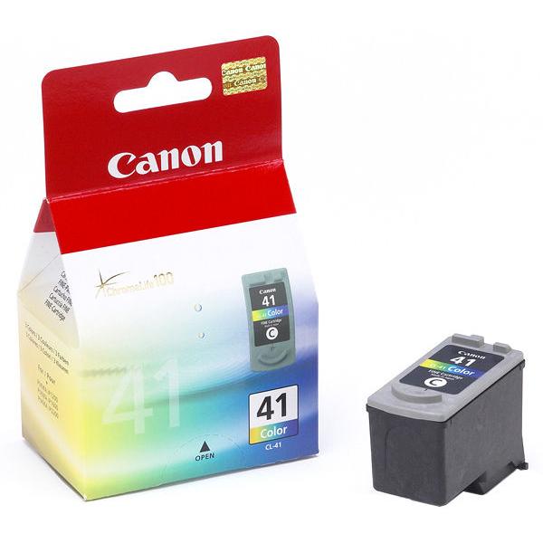 Canon CL41 Tri-Colour Ink Cartridge (Original)