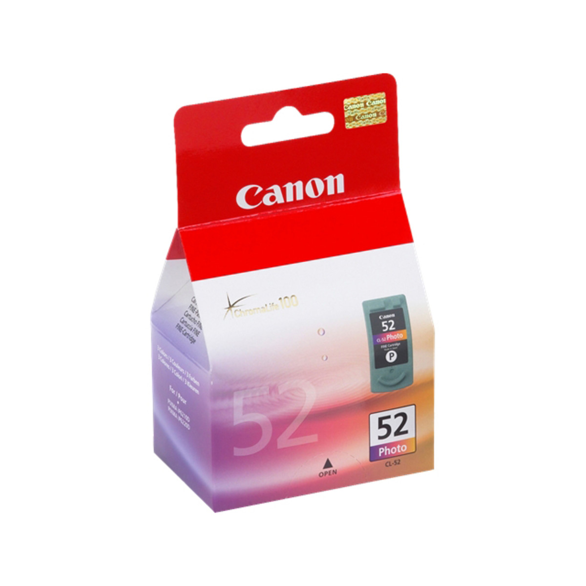 Canon CL-52 FINE Photo Ink Cartridge