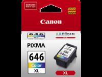 Canon CL-646XL Tri-Colour Ink Cartridge - High Yield