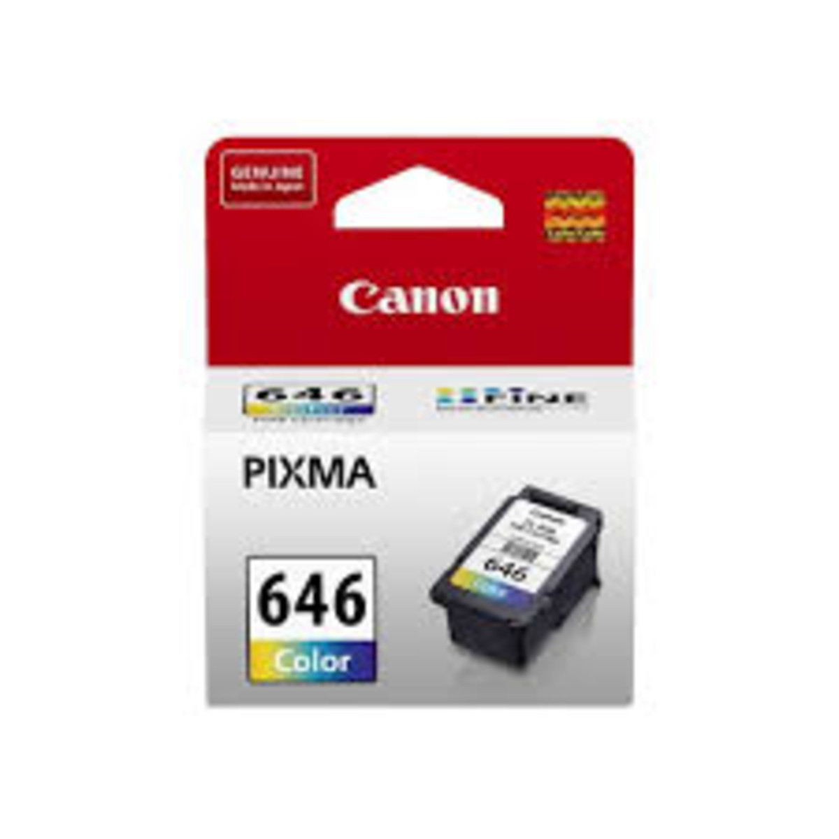 Canon CL-646 Tri-Colour Ink Cartridge