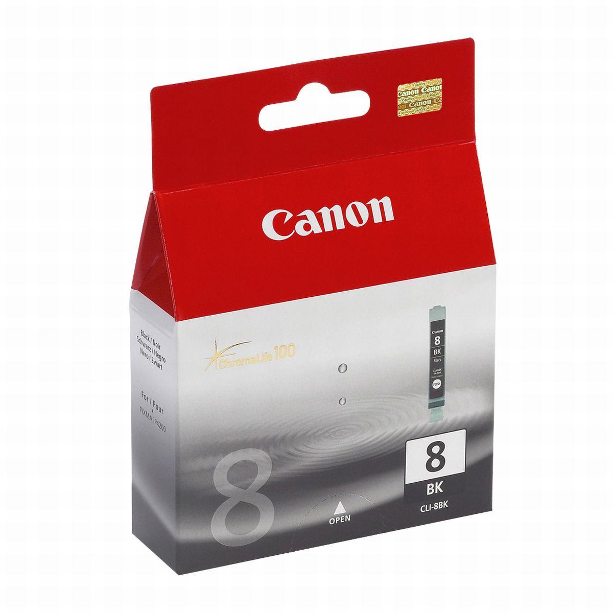 Canon CLI-8BK Photo Black Ink Tank