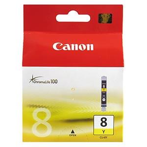 Canon CLI8Y Yellow Ink Cartridge (Original)