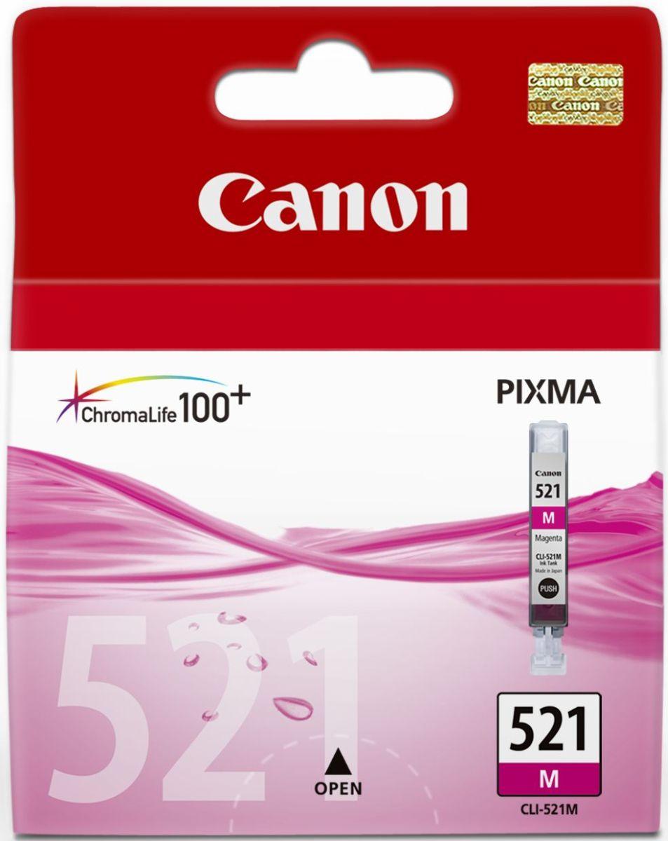 Canon CLI521 Magenta Ink Cartridge (Original)