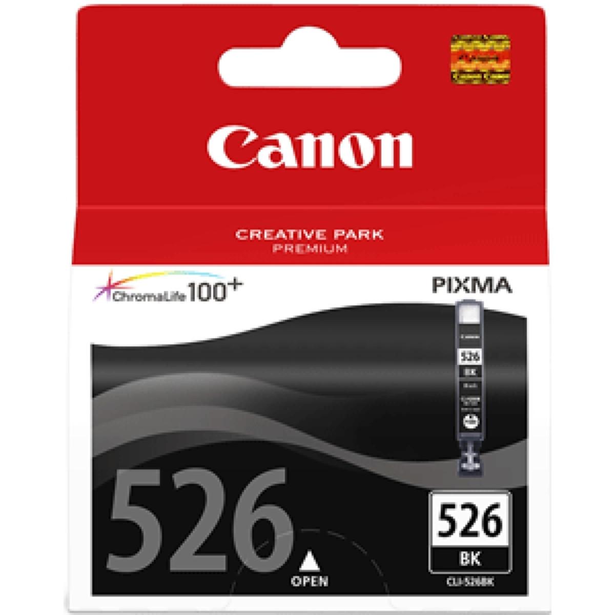 Canon CLI-526BK Photo Black Ink Cartridge