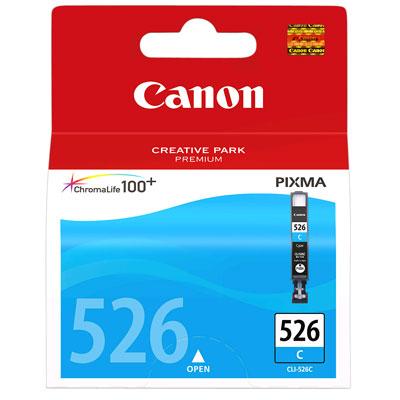 Canon CLI526 Cyan Ink Cartridge (Original)