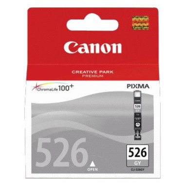 Canon CLI-526GY Grey Ink Cartridge