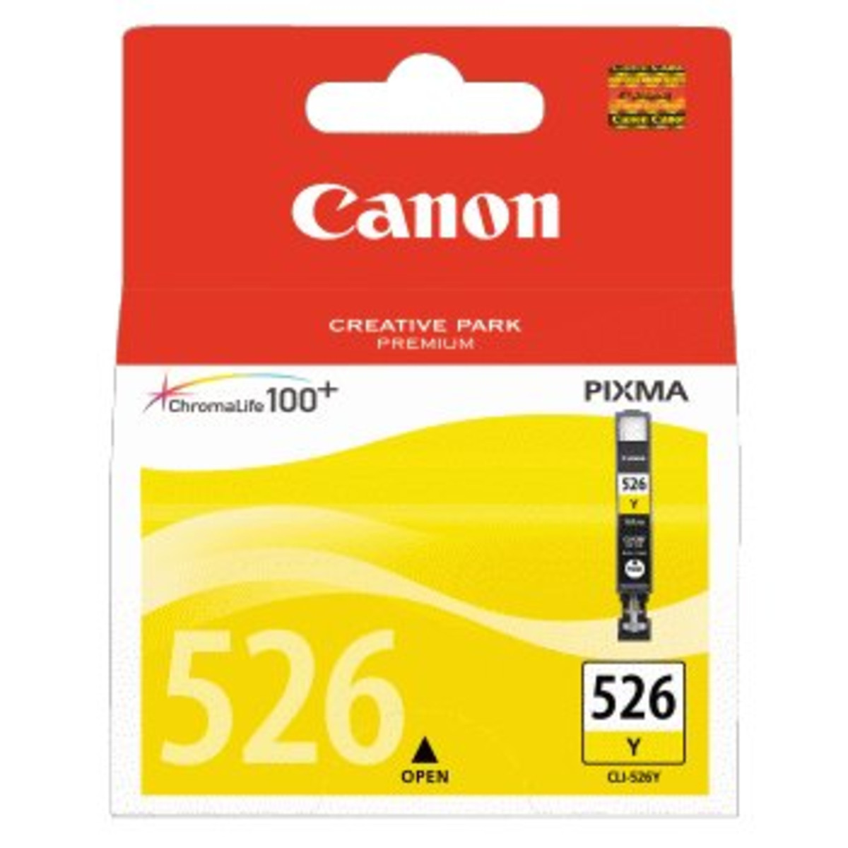 Canon CLI 526Y Yellow Ink Cartridge
