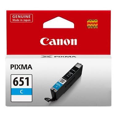 Canon CLI651 Cyan Ink Cartridge (Original)