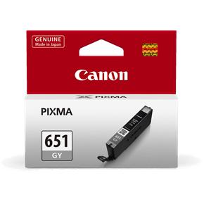 Canon CLI651 Grey Ink Cartridge (Original)