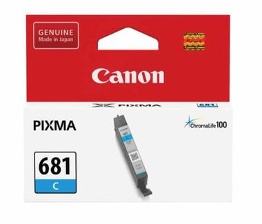 Canon CLI681 Cyan Ink Cartridge (Original)