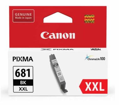 Canon CLI681XXL Black Ink Cartridge (Original)