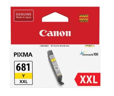 Canon CLI681XXL Yellow Ink Cartridge (Original)