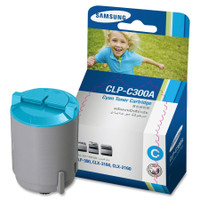 Samsung CLP300 Cyan Toner Cartridge (Original)