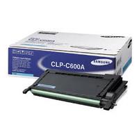 Samsung CLP-C600A Cyan Toner Cartridge