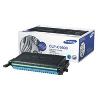 Samsung 660B Cyan Toner Cartridge (Original)