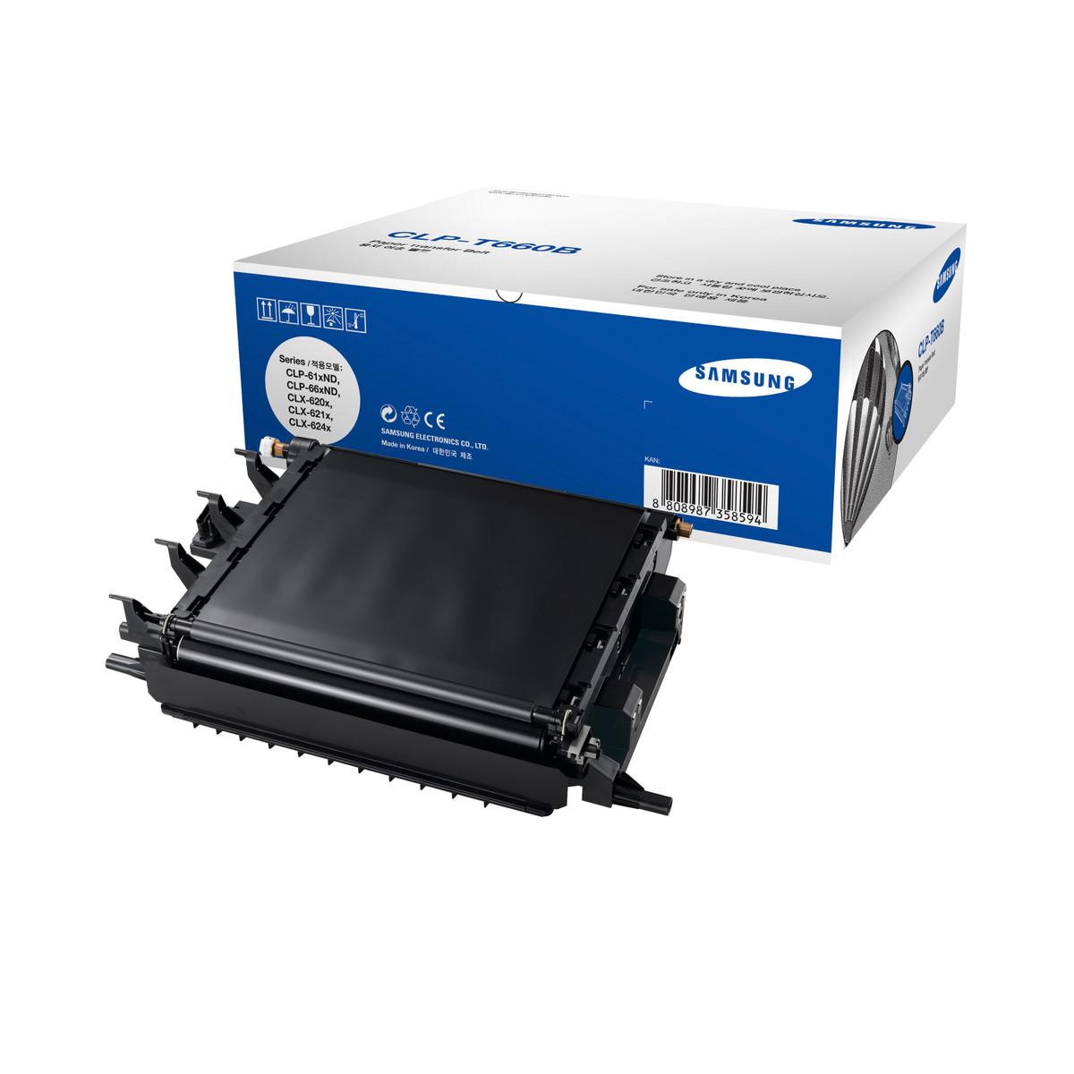 Samsung CLPT660B Transfer Unit