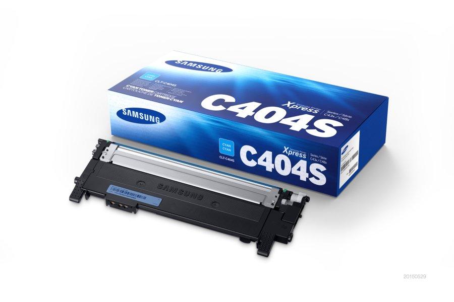 Samsung 404S Cyan Toner Cartridge (Original)