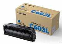 Samsung CLT-C603L Cyan Toner Cartridge