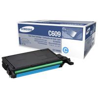 Samsung CLT-C609S Cyan Toner Cartridge
