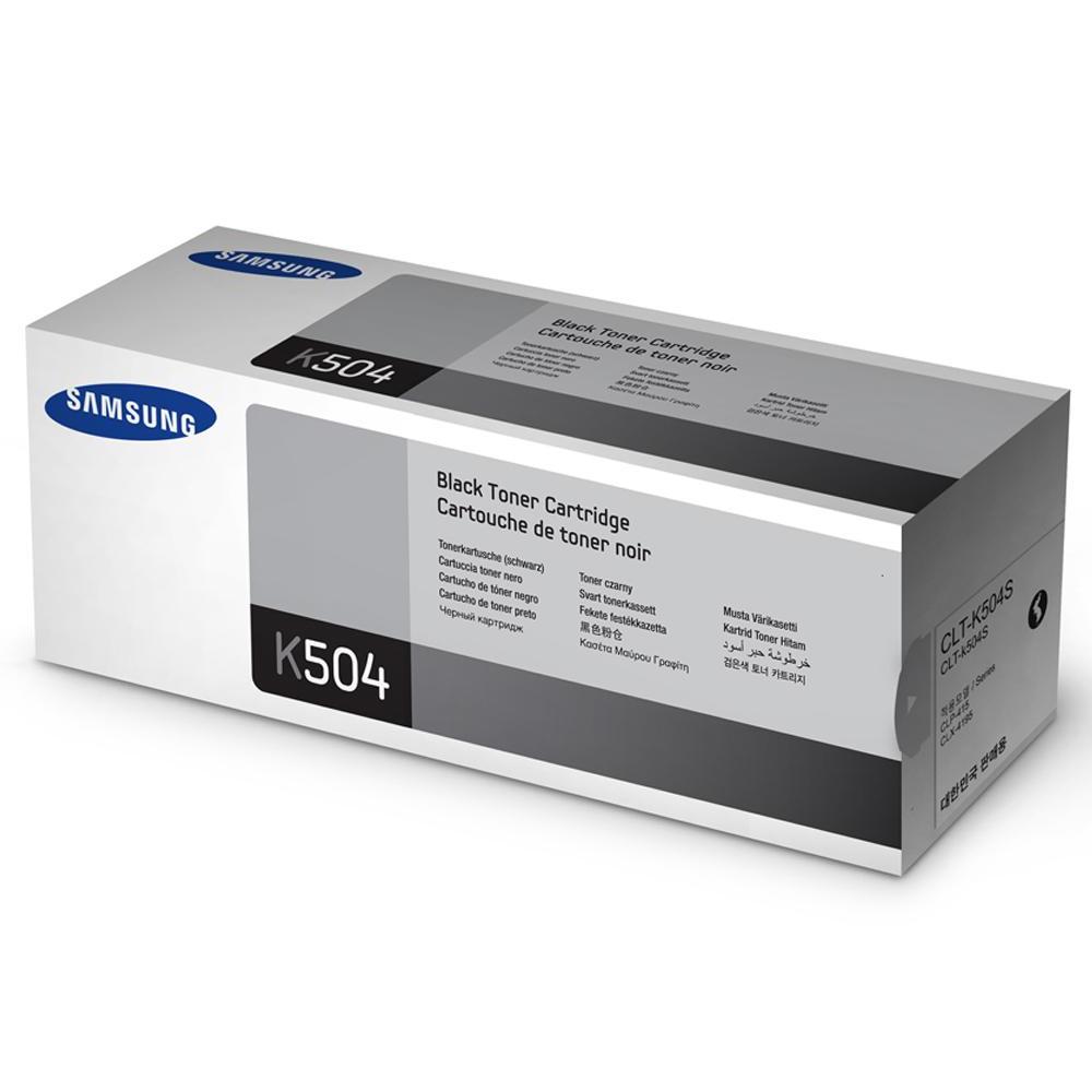 Samsung 504S Black Toner Cartridge (Original)