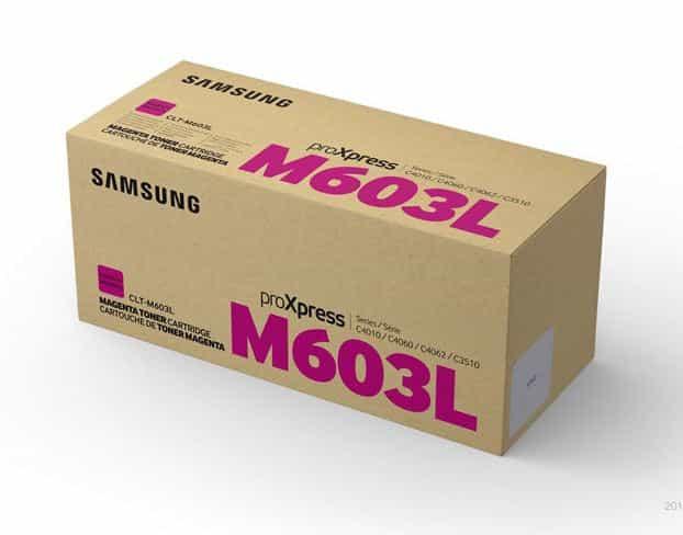 Samsung 603L Magenta Toner Cartridge (Original)