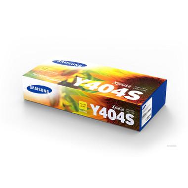 Samsung 404S Yellow Toner Cartridge (Original)