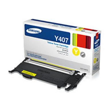 Samsung CLT-Y407S Yellow Toner Cartridge