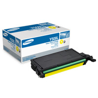 Samsung CLT-Y508L Yellow Toner Cartridge