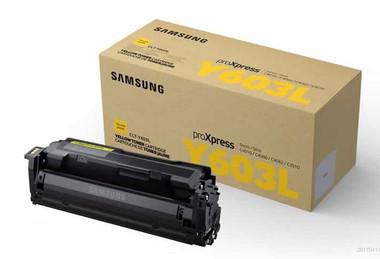 Samsung 603L Yellow Toner Cartridge (Original)