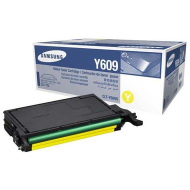 Samsung 609S Yellow Toner Cartridge (Original)
