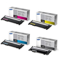 Samsung Toner Cartridges Value Pack - Includes: [1 x Black, Cyan, Magenta, Yellow]