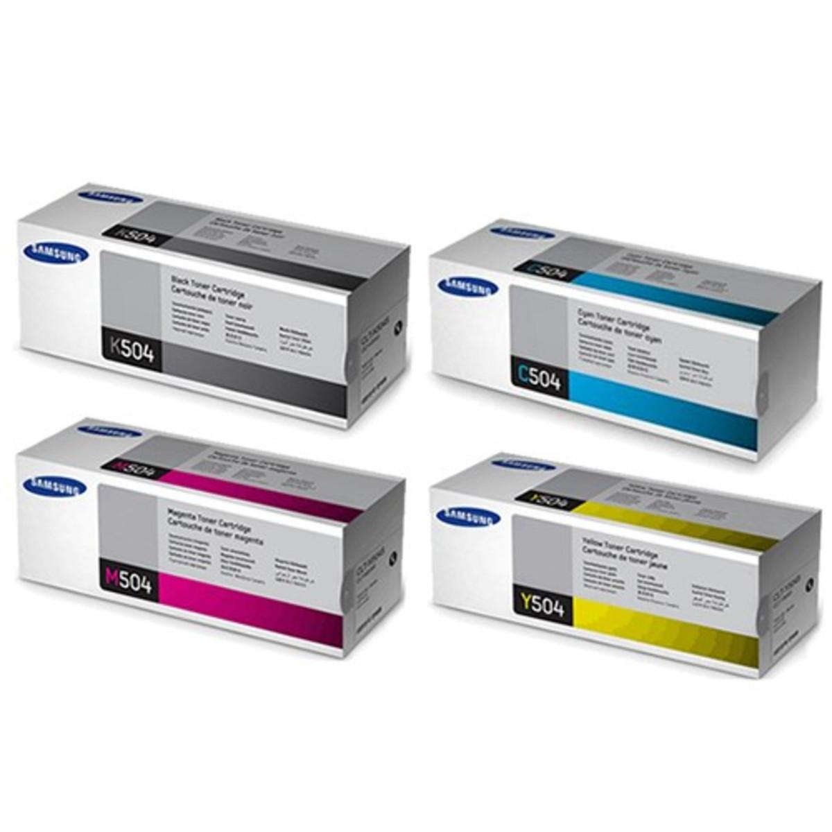 Samsung CLT-504 Bundle Pack