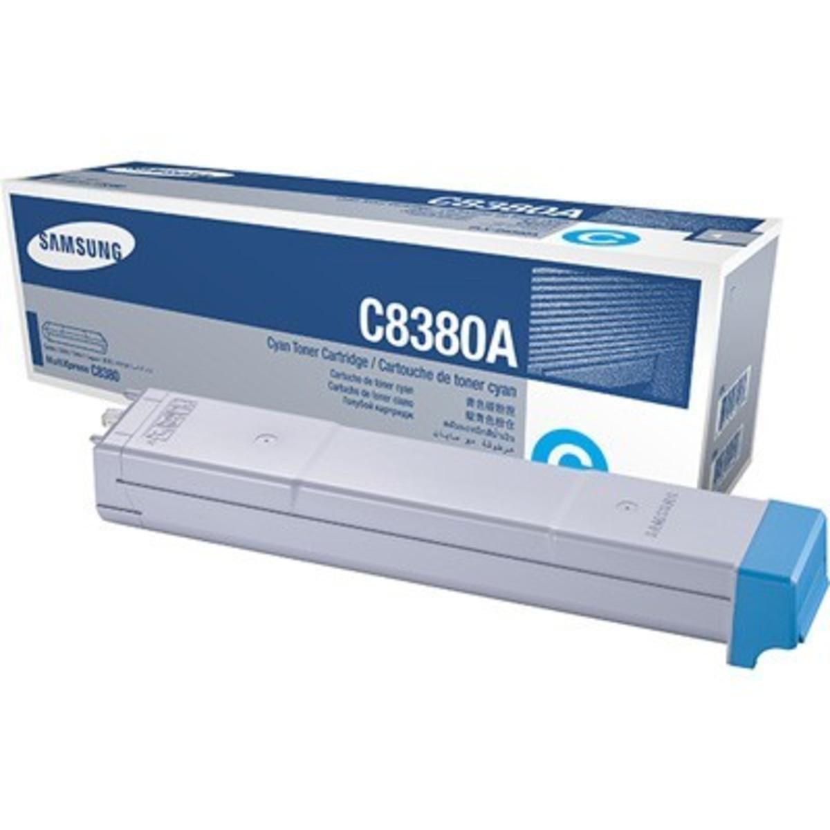 Samsung CLX-8380 Cyan Toner Cartridge