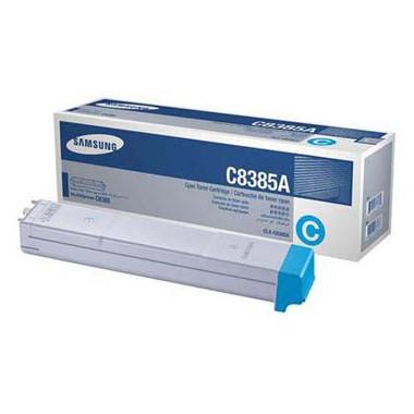 Samsung CLX-C8385A Cyan Toner Cartridge