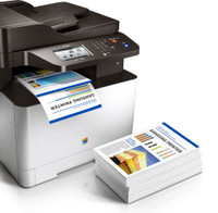 Samsung CLX-4195FW Laser Printer