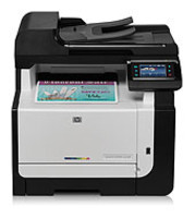 HP Colour Laserjet CM1415fn Laser Printer