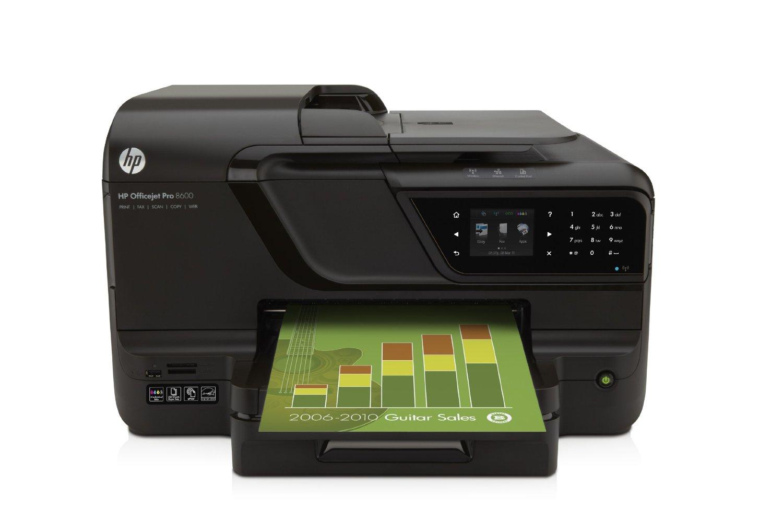 HP Officejet 8600 Ink