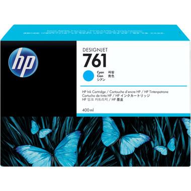 HP 761 Cyan Ink Cartridge (Original)