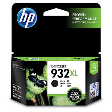 HP 932XL (CN053AA) Black Ink Cartridge - High Yield